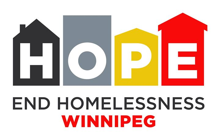 End Homelessness Winnipeg logo