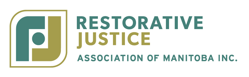Restorative Justice Association of Manitoba logo