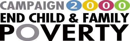 Campaign 2000 End Child and Family Poverty logo